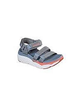 Sandalia Mujer Skechers Max Cushion Multicolor
