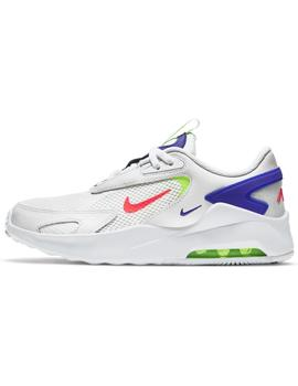 Zapatilla Gs Nike Air Max Bolt Blanco