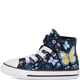 Butterfly Easy-On Chuck Taylor All Star High Top para niño/s